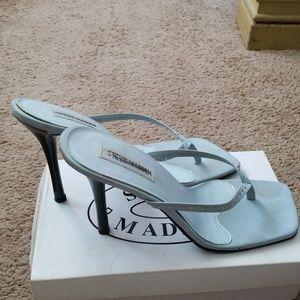 Steve Madden heels with studs
